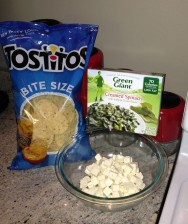 two-step spinach dip ingredients