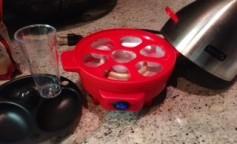 egg cooker oiut