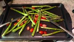 asparagus stir