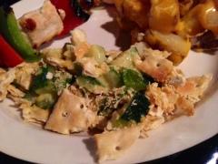 Zucchini plate