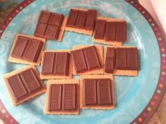smore chocolate